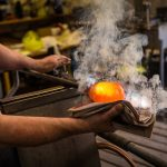 Glass Blowing Studios and Glass Art Galleries