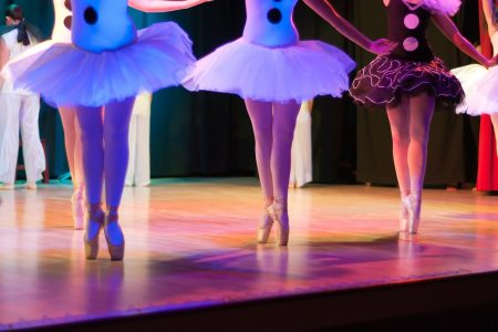 Classic Ballet dancers photo by rmarinello - DepositPhotos.com