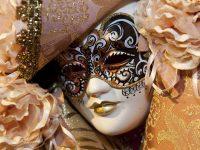 Carnival mask photo by sabinoparente - DepositPhotos.com