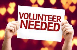 Volunteer Needed sign. Photo by gustavofrazao - DepositPhotos.com