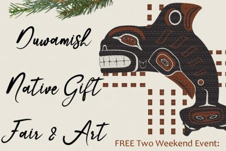 Duwamish Native Gift Fair & Art Market