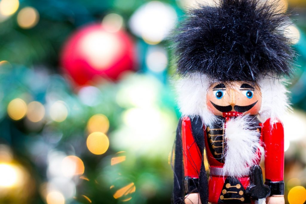 Nutcracker christmas tree ornament photo by Sia-James - DepositPhotos.com