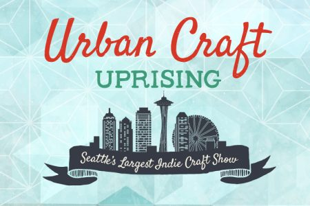 Urban Craft Uprising indie shows banner