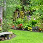 Pacific northwest garden - DepositPhotos.com