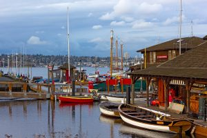 Center for Wooden Boats museum on South Lake Union in Seattle - DepositPhotos.com