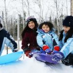 Seattle snow day sledding tips
