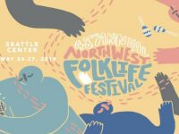 Northwest Folklife Festival 2019 banner