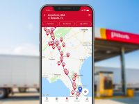 Pilot Flying J App Map