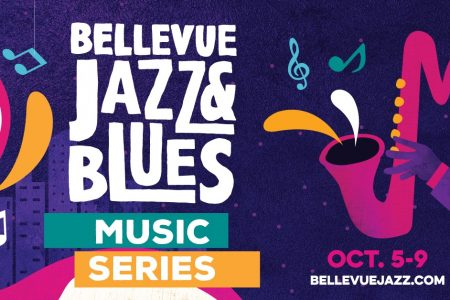 Banner for Bellevue Jazz Festival 2020
