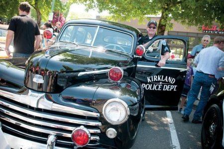 Kirkland classic car show