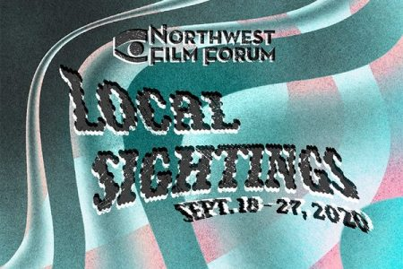 NWFF Local Sightings Film Festival 2020 banner