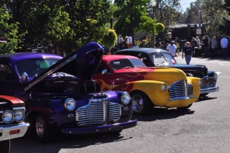 Snohomish Classic car show
