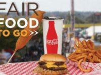 Washington State Fair food-to-go banner