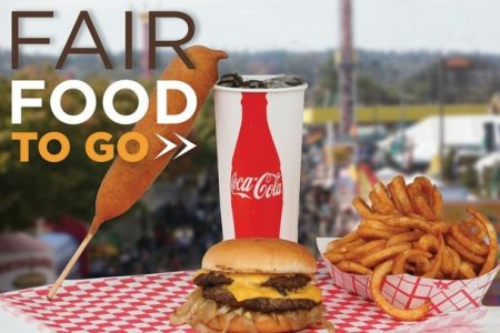 Washington State Fair food-to-go banner