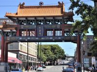 Seattle Chinatown Gate 2010 Photo by Joe Mabel (CC3)
