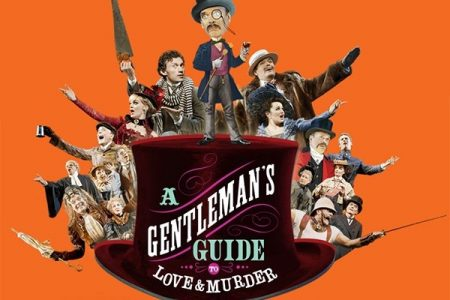 A Gentleman's Guide to Love and Murder (musical comedy) poster