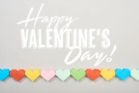 Happy Valentine's Day banner