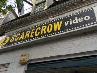 Scarecrow Video storefront, Seattle, WA