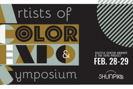 ACES Artists of Color Expo 2020 banner