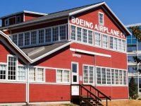 Red Barn at Museum of Flight