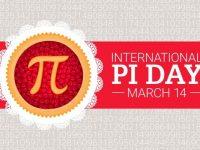 International Pi Day banner