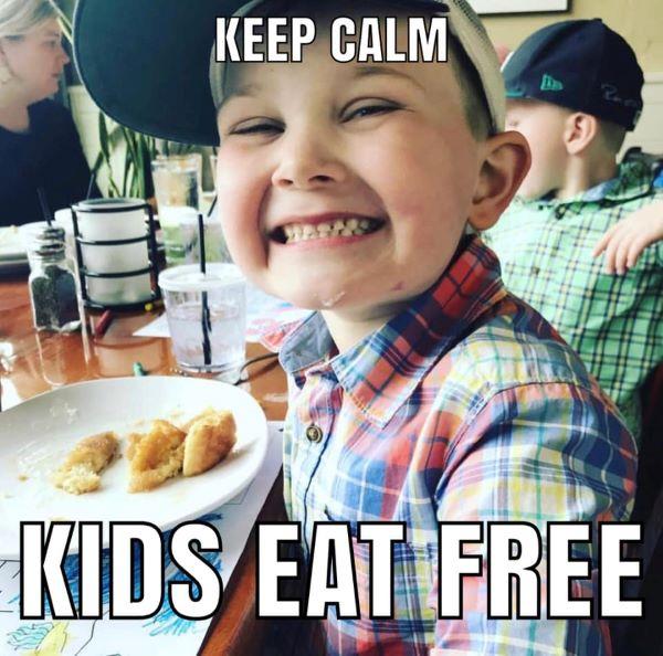 Raconteur Restaurant Seward Park Seattle kids eat free