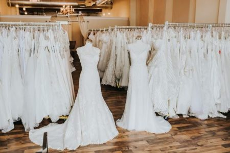 Brides for a Cause online wedding sale