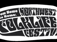From Home to Home - Northwest Folklife Festival 2020 banner