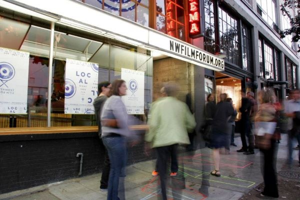 Northwest Film Forum on Capitol Hill