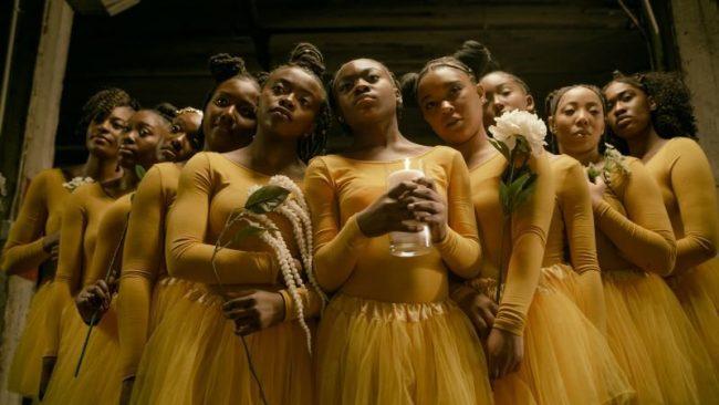 Ballet After Dark short film image from Lunafest 2020