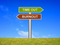 Time out burnout signs