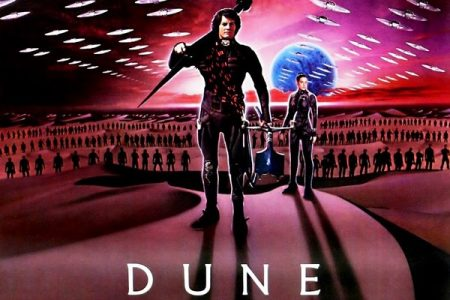 Dune 1984 movie poster banner