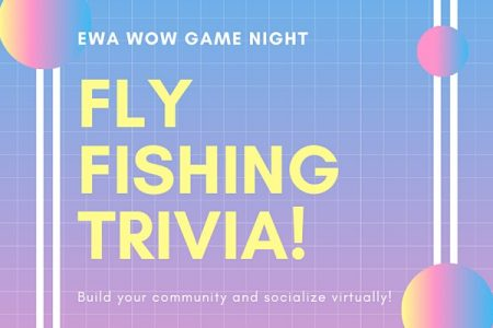 Fly Fishing Trivia banner by Emerald Water Anglers