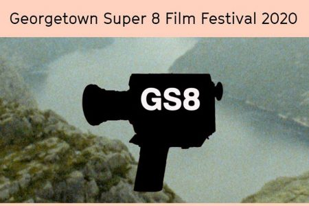 Georgetown Super 8 Film Festival 2020 banner