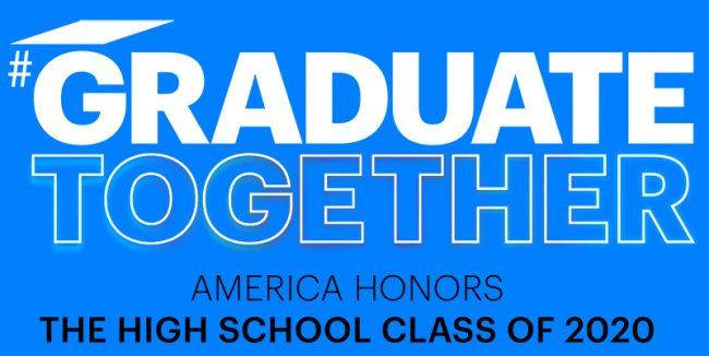 Graduate Together 2020 banner