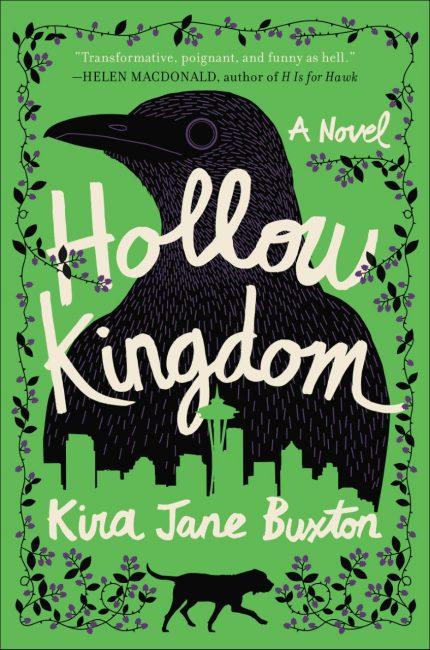 Hollow Kingdom book cover