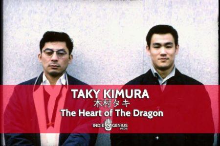 Indie Genius Media Short Film Release - Taky Kimura, The Heart of The Dragon