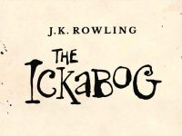 J.K. Rowling The Ickabog banner