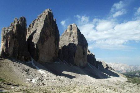 Photo of Italian dolomites, a hiking destination
