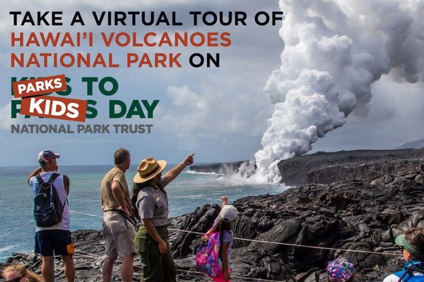 National Parks to Kids Day banner