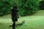 olice Beat crime film, officer Z in the park