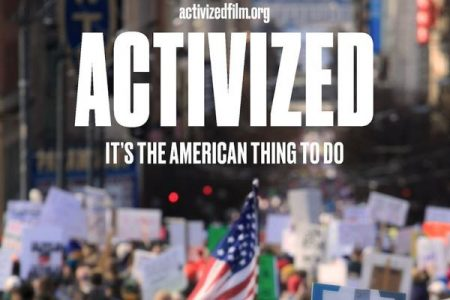 Renton Library Meaningful Movies Presents 'Activized' banner