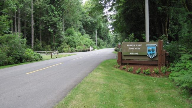 Penrose State Park
