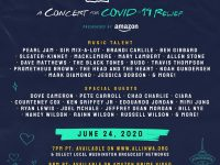 AllinWA concert for relief June 24, 2020