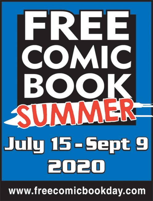 Free Comic Book Summer 2020
