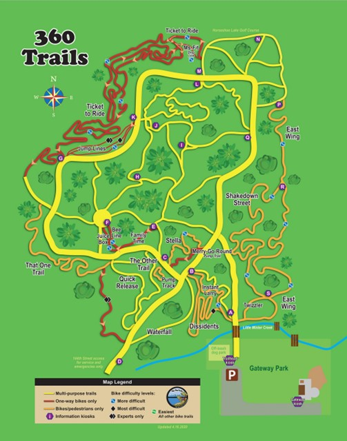 Gig Harbor 360 Trails