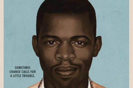 John Lewis 'Good Trouble' movie poster banner