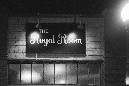 Royal Room exterior in Seattle's Columbia City
