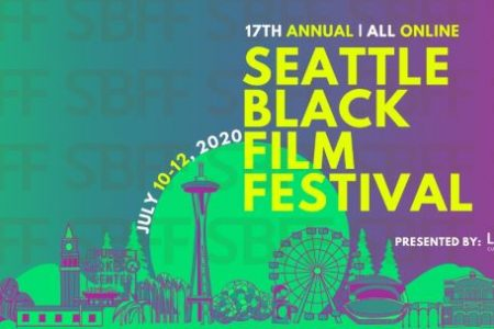 Seattle Black Film Festival 2020 banner
