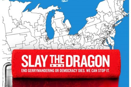 Slay the Dragon movie banner